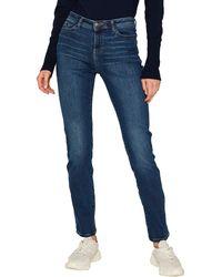 Esprit 109ee1b002 Straight Jeans - Blue
