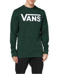 Vans Classic Crew Ii Sweatshirt - Green