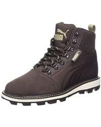 Details zu Puma Desierto Fun Herren Schuhe Winter Stiefel Boots Neu