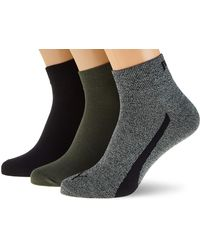 PUMA Quarter women's socks - Multicolor