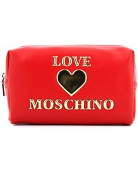 Love Moschino JC5301PP0BLE0500 Petit sac pour femme - Rouge