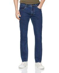 Lee Jeans Daren Zip Fly - Blu