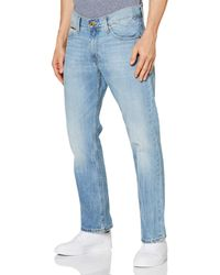Tommy Hilfiger Ryan Straight Jeans - Blue