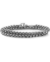 Thomas Sabo Argent Bracelet en chaîne - KE1110-001-12-L90 - Métallisé