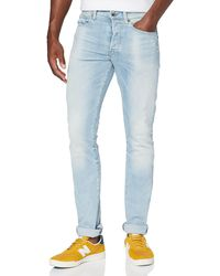 G-Star RAW - 3301 Tapered Jeans para Hombre - Lyst