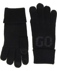 HUGO Wenno Gloves - Black