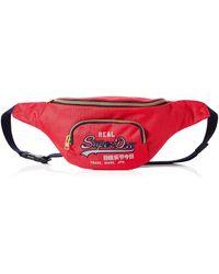 Superdry Cny Bum Bag 's Messenger Bag - Red