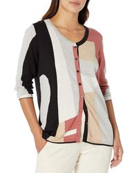 NIC+ZOE Come Together Cardy - Multicolor