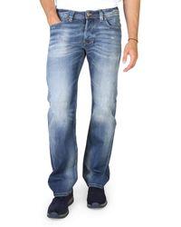 DIESEL Jeans da uomo Blu