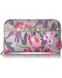 LeSportsac Classic Lily Wallet - Multicolor