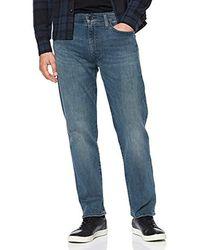 Levi's 502 Regular Taper Jeans Dritti Uomo - Blu