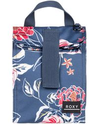 Roxy 194476775286 Lunch Hour Lunch Bag pour femme - Bleu
