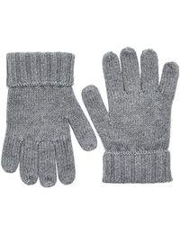 Tommy Hilfiger - Jungen Handschuhe Cotton Cashmere Gloves - Lyst