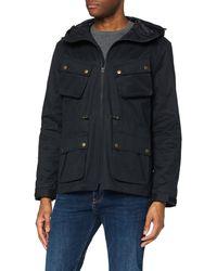 FIND Multi-pocket Hooded - Black