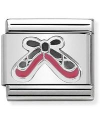 Nomination Women Stainless Steel Bead Charm - 330202/41 - Metallic