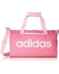 adidas Linear Core Duffel Bag Small - Pink