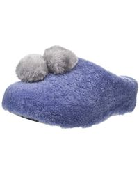 Fitflop - House Poms Low-top Slippers - Lyst