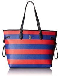 U.S. POLO ASSN. - Us Polo Association Evelyn Tote - Lyst