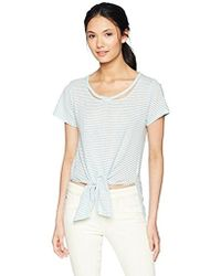 Lucky Brand - Shadow Stripe Tee - Lyst