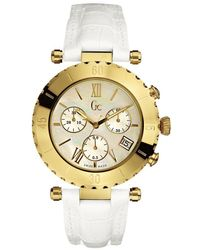 Guess Collection Diver Chic Chrono 34501L1 - Mettallic