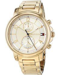 Tommy Hilfiger Armbanduhr 1710381 - Schwarz
