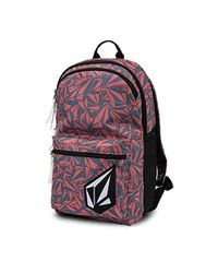 Volcom Young Academy Backpack Accessory - Red