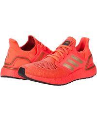 adidas Ultraboost 20 Chaussure de course pour femme, - Rose