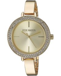 Steve Madden Fashion Watch - Yellow