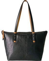Vera Bradley - Gallatin Mallory Tote, Leather - Lyst