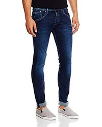 Pepe Jeans Jeans - Straight - - Bleu