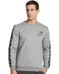 PUMA Hoodie Sweatshirt - Grey