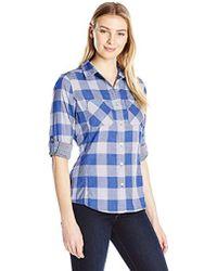 Woolrich - Conundrum Eco Rich Convertible Shirt - Lyst