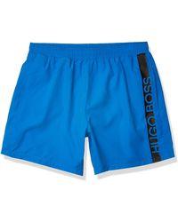Hugo Boss Men Starfish BM Logo Swim Short Black Navy Size S-XXL