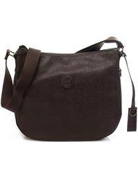 Timberland BORSA DONNA new berry satchel bag Mulch M4218.PLA66 - Marrone