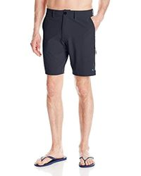 db4531450 BOSS Shorts In Stretch Cotton: 'short Pant Cv' in Black for Men - Lyst