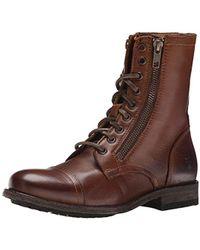 Frye - Tyler Double Zip-svl Winter Boot - Lyst