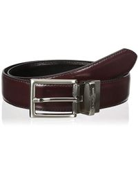 U.S. POLO ASSN. - Belt, Stitched Edge, Reversible - Lyst
