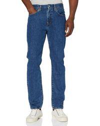 Levi's 502 Regular Taper Jeans - Bleu