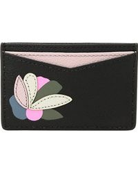 Fossil - Card Case Wallet Credit Card Holder - Lyst