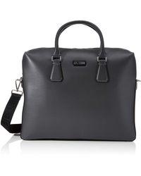 Guess Dan Pu Briefcase - Grey