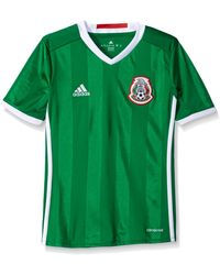 adidas Soccer Youth Mexico jersey - Verde