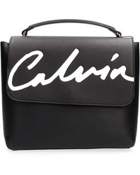 Calvin Klein CKJ Sculpted Flap Backpack Black - Schwarz