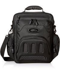 Oakley Vertical Messenger 2.0 Backpacks - Black
