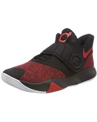 f242cf19038b Nike Kd Trey 5 Vi Low-top Sneakers in Black for Men - Lyst