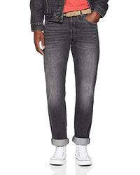 f6d77f2b Levi's Crosby 501 Original Fit Jeans in Blue for Men - Lyst