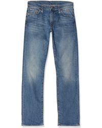 Levi's 504 Regular Straight FIT Jeans - Blau