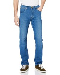 Wrangler Arizona Straight Jeans - Blu