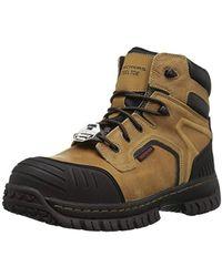 Skechers Hartan Onkin Work Boot - Brown