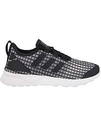33eabe27e adidas Zx Flux Adv Verve W Women s Shoes (trainers) In Grey in Gray ...