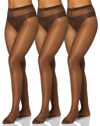 Iris & Lilly By Wolford 14868 Tights - Brown